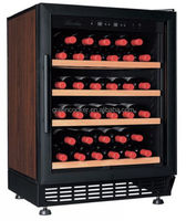 China manufacturer wine cooler wood wine cooler cabinet