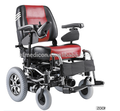 Light weight wheel chair for disabled