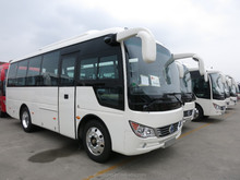 china mini bus price SLK6750AC