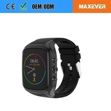 3G WiFi Android Hand Watch Mobile Phone X01S Smartwatch Phone 1GB RAM 8GB ROM Waterproof GPS Gravity