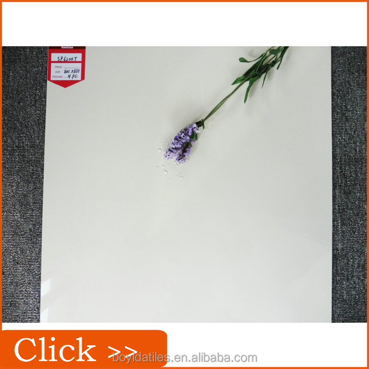 Cheap White Horse Ceramic Porcelain Floor Tile Prices in China