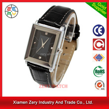 R0169 china wholesale fashion vogue chronograph watch, leather band vogue chronograph watch