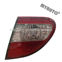 HOT SALE REAR LAMP USED FOR TOYOTA COROLLA 2003