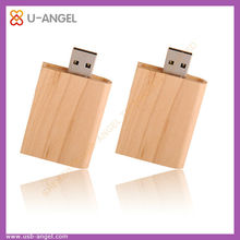 oem promotional gift Bamboo or Woodenl usb drives 32gb bulk cheap