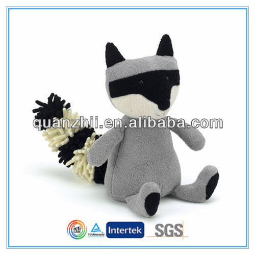New designed cute plush fox stuffed animals