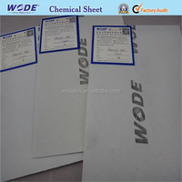 Chemical Sheet Thermoplastic Shoes Toe Puff and Counter Material