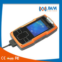 JWM 5 million auto focus camera GPS vehicle tracker with GPRS GSM and 2.7 inch HD LED display