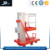 mobile hydraulic elevator aluminum alloy man lift platform ladder