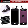 EXCELLENT! Cheap LCD Touch Screen Digitizer For iPhone 5c LCD Display Glass Complete Assembly