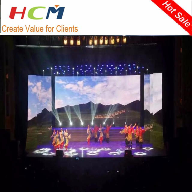 Factory price led video wall / led display