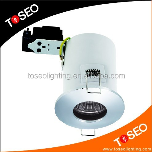 IP65 waterproof fire rated lighting fixtures