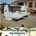 corrugated paperboard rotary die cutter/cardboard rotary die cutting machine/carton box machinery