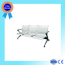 FJ-21 alibaba express turkey economic metal public hospital 3-seater waiting chair supplier