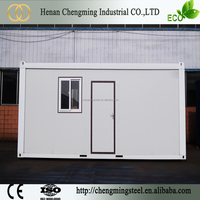 fire resistant recyclable anticorrosive multilayer mobile container living building