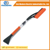 "37"" extendable snow brush with foam grip and ice scraper"