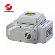 on-off type 4-20ma modulating type CTB-010 100NM Electric ball valve actuator