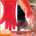 RENJIA fire resistant gloves finger glove heat resistant finger food holder