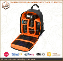 Fashion wear-resisting waterproof dslr camera backpack bag