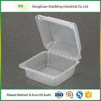 Good service and high quality disposable plastic food tray