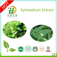 Lcariin 10% -98% HPLC Horney Goat Weed Extract