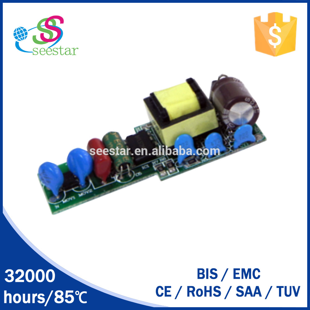 14-15W 2kv Bulb Driver High PF Isolate constant current driver up to 350mA 90-300V Input voltage