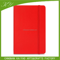 China new design fashion high-level leather book cover for school