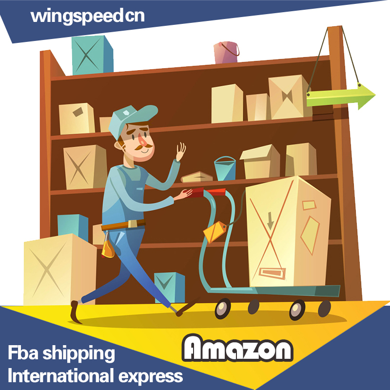 Cheapest Air Freight Amazon FBA UPS / <strong>FEDEX</strong> / DHL Freight Forwarder From Shenzhen To Amazon