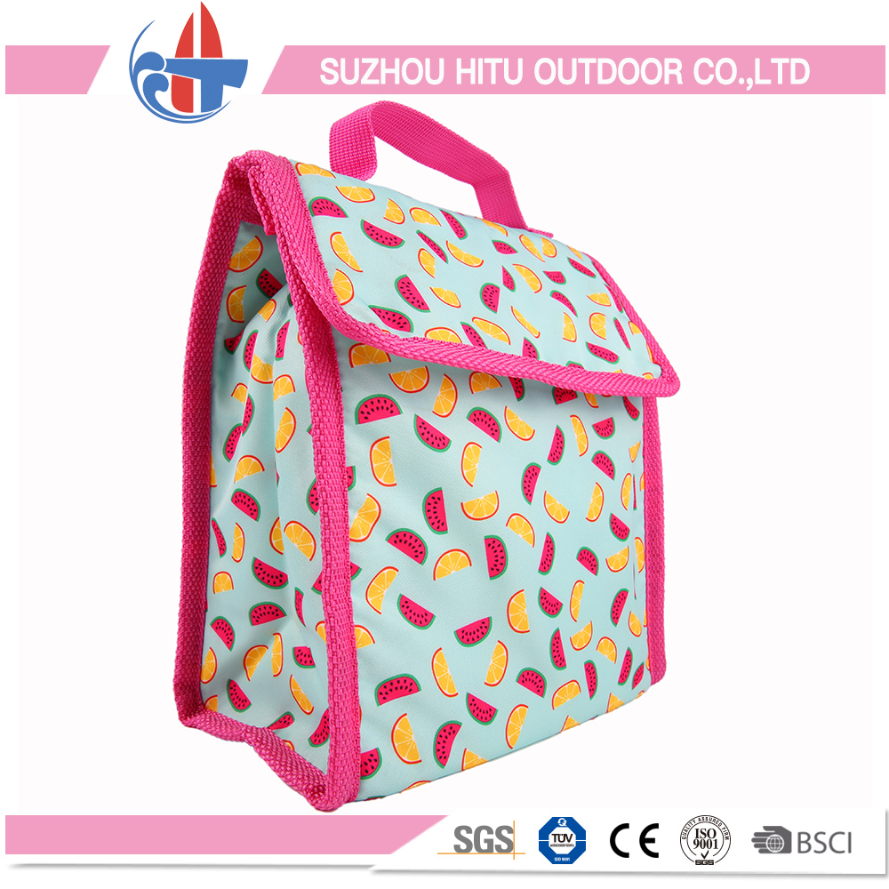 Neoprene Well Sell oxford portable insulated lunch box bag