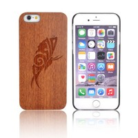 Export Oriented Supplier Rose Wood Buy Mobile Phone Case