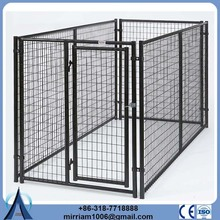 China manufacture or galvanized comfortable s / m / l / xl / xxl dog crate