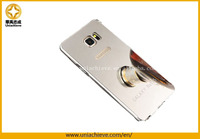 Ultra-thin aluminium metal Case for samsung note 5 with Bumper mirror cover