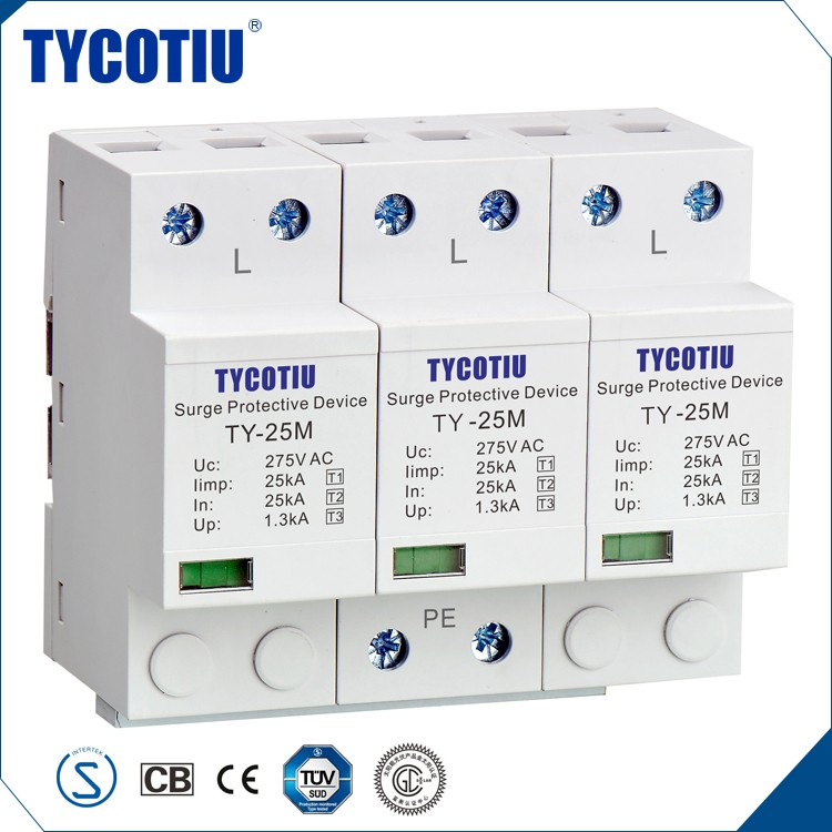 TYCOTIU China Alibaba Brand Name Of Electrical Equipment Lightning Surge Arrester Counter