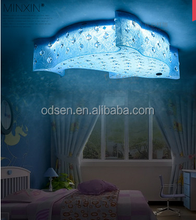 fancy children bedroom modern decorative dolphin lamp