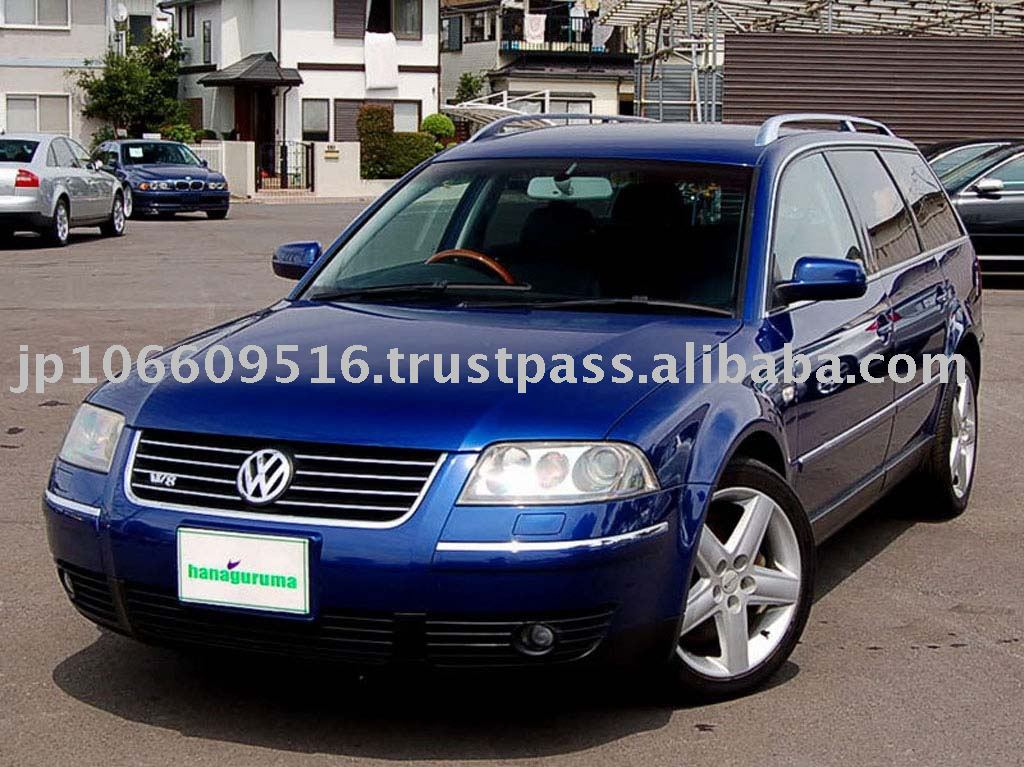 Used Volkswagen Passat RHD 5seat Automatic sedan car