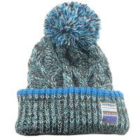 Design your own winter fashion knitting hats and caps , OEM hat supplier