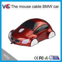 Fashion Wired Optical 3D USB Car Shape Mouse from mice factory