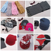 Factory custom knitted fashion hat