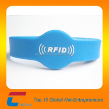 popular hot sell LF t5577 rfid wristband for tracking