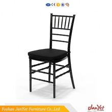 china cheap hotel comfortable silver chiavari chair