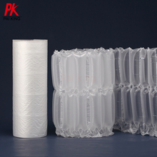 Plastic air cushion packaging and pillow films used in cartons and <strong>containers</strong> in transport