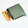 128x128 FSTN gray type monochrome graphic LCD module for meter