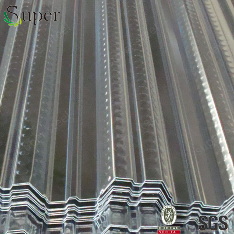 Building Materials Galvanized Corrugated Metal Steel Decking Prices/Composite Floor Decks