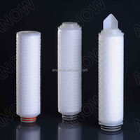 0.1 micron water filter for industrial filtration,water cleaner filter