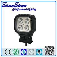 Shanshan 5 inch 40w CREE LED work lamp for trucks ATV UTV 4WD off road vehicle