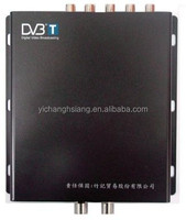 DVB-T2 HDMI 2 tuner for car