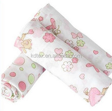 "Hot Sales 100% Cotton Baby Product Muslin Diapers 47x47"" After Washed"