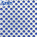 Galvanized perforated metal mesh sheets (professional)