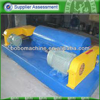 Hydraulic continuous gas water separator