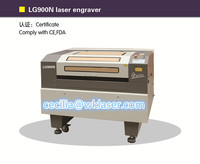 laser engraving machine 3d photo crystal laser engraving machine mini laser stamp making machine