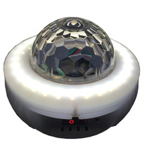 Outdoor disco ball led effect light 12v